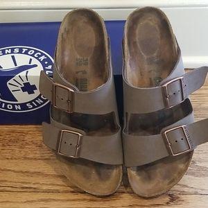 Birkenstock Birko-Flor Arizona Sandals 39/8.5